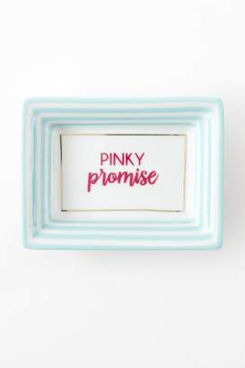 Twos Company Two's Company Pinky Promise Tray