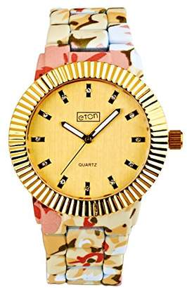Eton Womens Analogue Classic Quartz Watch with None Strap 3179J-GD