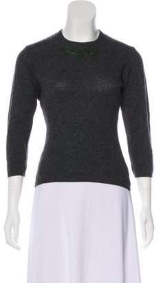 Tracy Reese Wool Long Sleeve Sweater