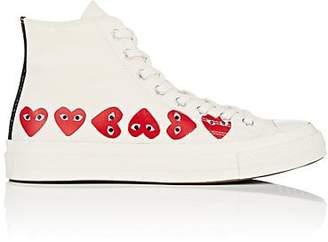 Comme des Garcons Women's Chuck Taylor 1970s Sneakers - White