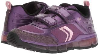 Geox Kids Android Girl 19 Girl's Shoes