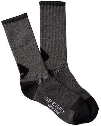 Sperry Boot Crew Socks