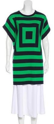 Michael Kors Cashmere Striped Tunic
