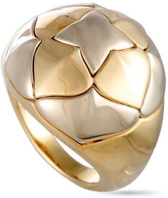 Bvlgari Heritage Bulgari 18K Two-Tone Ring