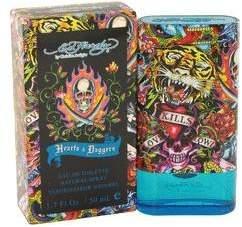 Christian Audigier Ed Hardy Hearts & Daggers by Eau De Toilette Spray 1.7 oz