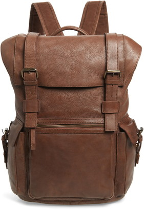 Timberland (ティンバーランド) - Timberland Birch Hill Leather Backpack