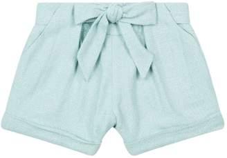 Chloé Lurex Tweed Shorts