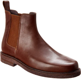 Donald J Pliner Len Desert Calf Leather Boot