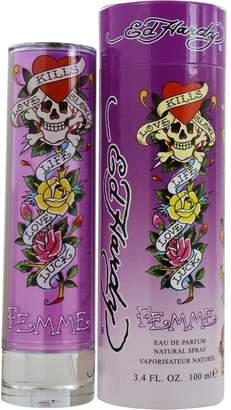 Christian Audigier ED HARDY Femme Eau de Parfum Spray for Women, 3.4 Fluid Ounce, W-7337