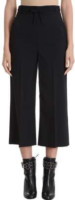 RED Valentino High-waist Bow Frisottine Pants