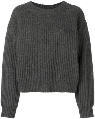 Acne Studios (アクネ ストゥディオズ) - Acne Studios boxy rib knit sweater