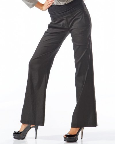 Italian Linen 4 Pocket Wide Leg Pant