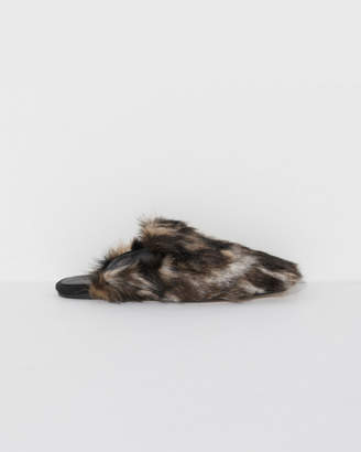 Helmut Lang Square Toe Loafer