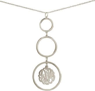 FINE JEWELRY Womens Sterling Silver Pendant Necklace