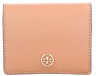 Tory Burch Mini Leather Parker Wallet