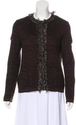 Prada Long Sleeve Sweater
