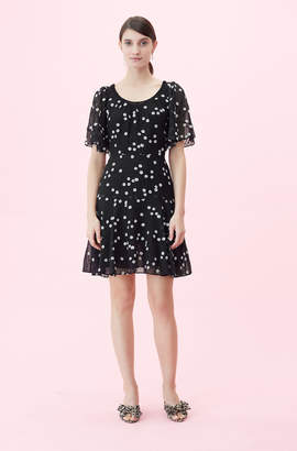 Rebecca Taylor Alessandra Embroidered Dress