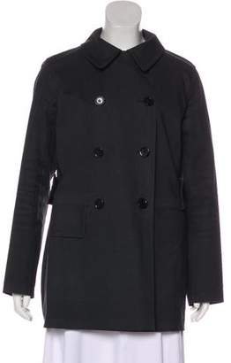 Louis Vuitton Double-Breasted Trench Coat