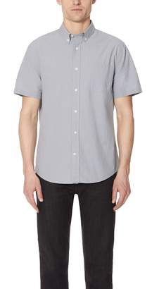 Vince Short Sleeve Classic Fit Shirt