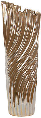 Osiris Tall Vase - Brown - Bradburn Home