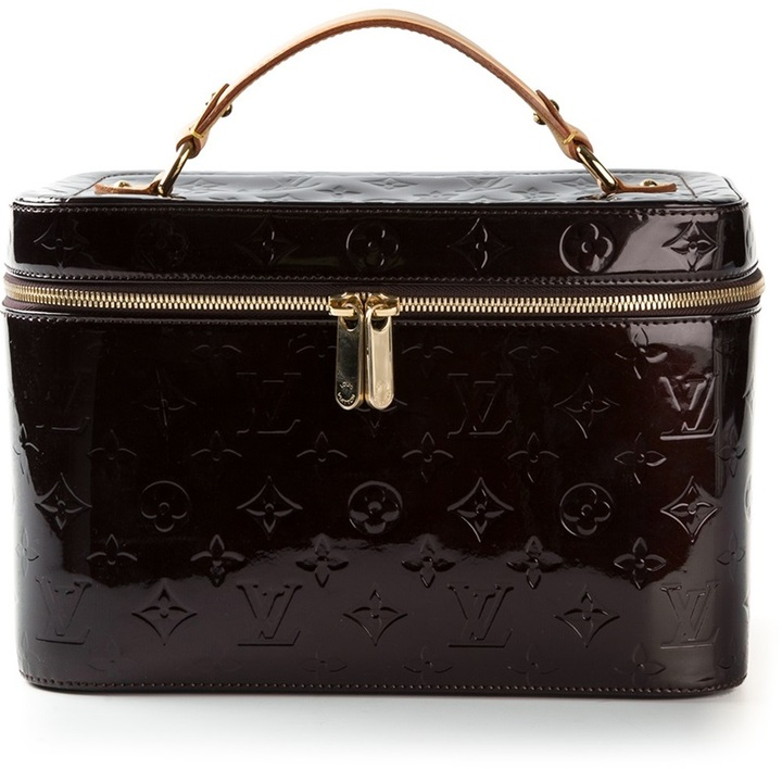 Louis Vuitton Vintage monogram vanity case