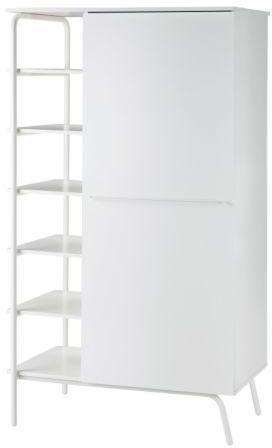 Morrum Wardrobe/ Shelf Unit
