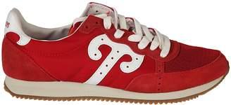 Wushu Ruyi Lace-up Sneakers