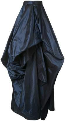 Rubin Singer evening full skirt