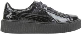 FENTY PUMA by Rihanna Black Patent leather Trainers