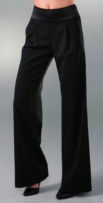 Thread Social High Waisted Wide Leg Pant