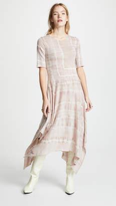 Raquel Allegra Handkerchief Tee Dress