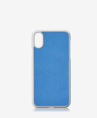 GiGi New York iPhone X Hard-Shell Case Pebble Grain