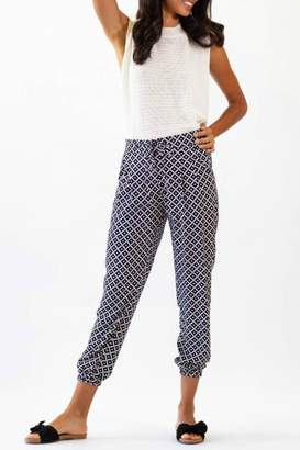 Pink Martini Claire Patterned Jogger