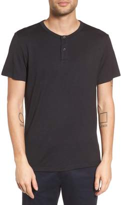 Theory Gaskell Anemone Slim Fit Henley