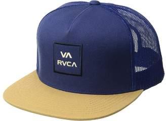RVCA VA All The Way Trucker Caps