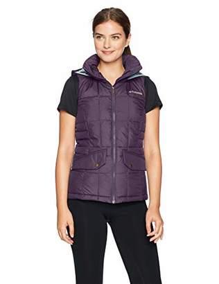 Columbia Women's Lone Creek Hooded Vest,S