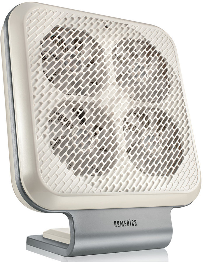 Homedics AR-NC01 Breathe with Nano Coil Technology Air Cleaner