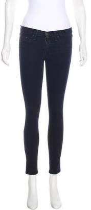 Rag & Bone Legging Low-Rise Jeans