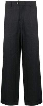 Societe Anonyme Perfect wide leg trousers