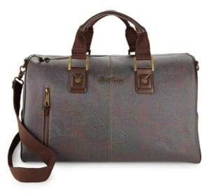 Robert Graham Mount Morris Paisley Messenger Bag