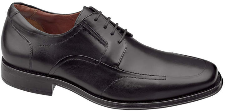 Johnston & Murphy Men's Stricklin Moc Toe Oxford