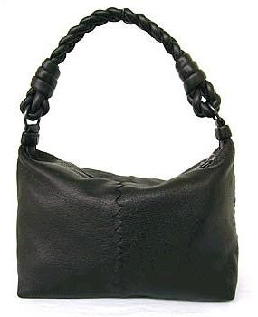 Bottega Veneta - 176259V174B 1000 - Black Handbag