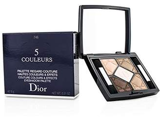 Christian Dior 5 Couleurs Couture Colours & Effects Eyeshadow Palette - No. 746 Ambre Nuit