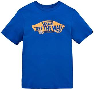 Vans Boys Classic Off The Wall Tee