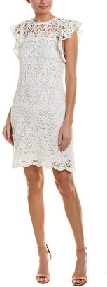 Velvet by Graham & Spencer Ally Lace Shift Dress