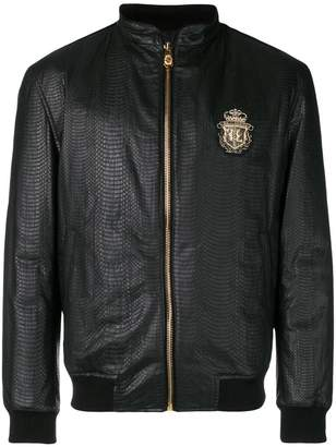 Billionaire zipped jacket