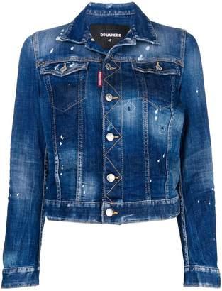 DSQUARED2 Caban jacket