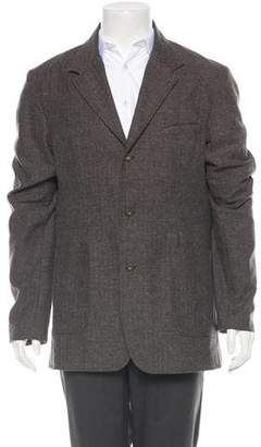 Rogan Cotton Blazer