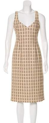 Prada Sleeveless Casual Dress