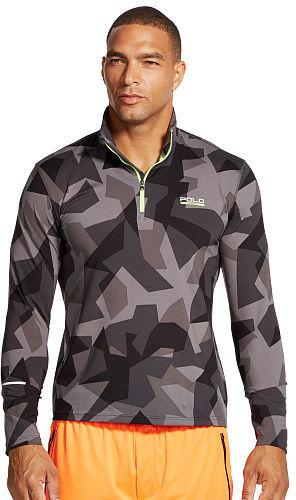 Polo Sport Camo Tech Jersey Pullover